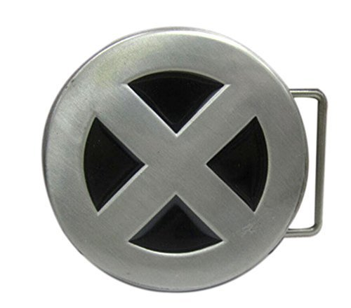 UUC X-Men Superhero Solid Metal Cool Belt Buckle -