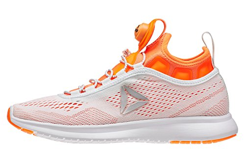 Met Tech Orange Pump Wild Plus Polar Laufschuhe Silver Damen Blue Reebok Blau xpqSRR