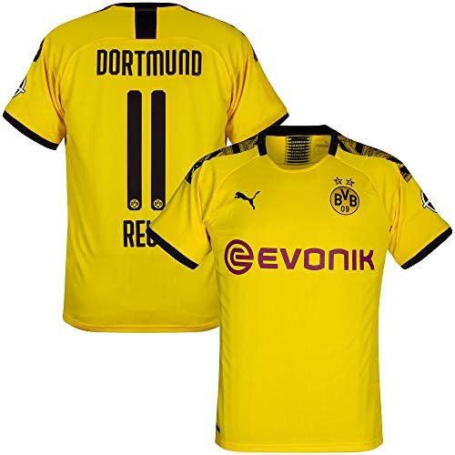 Abbigliamento Puma 2019-2020 Maglietta del Borussia Dortmund Home ...