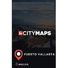 City Maps Puerto Vallarta Mexico
