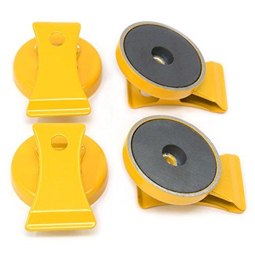 Yellow Refrigerator - 4