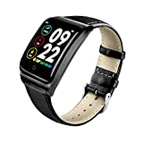 Hot Sale! NDGDA, Blood Pressure Monitoring Sleep Exercise Fitness Track Smart Watch E58 (A)