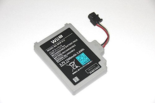 Price comparison product image 1500mAh Battery For Nintendo Wii U, Wii U GamePad, WUP-010 WUP-012