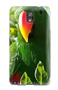 Hot MiCxGjH4443EbkIJ Parrot Tpu Case Cover Compatible With Galaxy Note 3