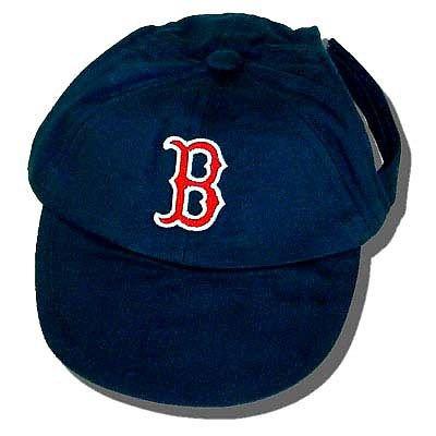 Sporty K9 MLB Boston Red Sox Dog Cap, Small
