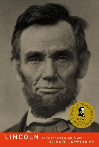 Lincoln: A Life of Purpose and Power cover