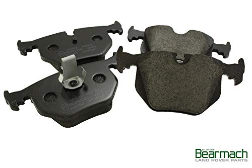 MINTEX - Rear Brake Pads Part# SFP00012