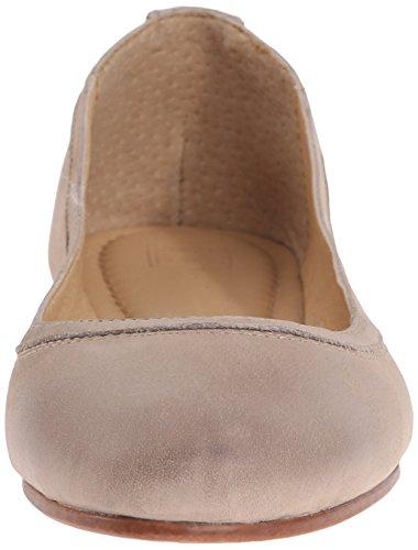 Carson Ballet plano para mujeres, Cemento Soft Nubuck, 8.5 M US