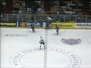 April 18, 1991: Edmonton Oilers vs. Los Angeles Kings - Division Final Game 1
