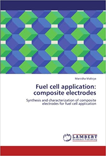 Fuel cell application: composite electrodes: Synthesis and