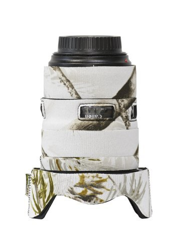 LensCoat lc24702sn Lens Cover for Canon 24-70L 2.8 II (Realtree AP Snow) [並行輸入品]   B075SJGNMP