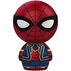 Funko Dorbz Marvel: Avengers Infinity War-Iron Spider Collectible Figure, Multicolor