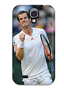 Top Quality Rugged Andy Murray Case Cover For Galaxy S4