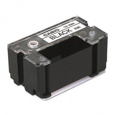 Casio TR18BK Thermal Ink Ribbon Cartridge, Black ()