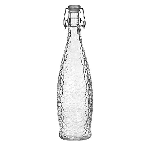 - Libbey Glacier Oil/Vinegar Bottle w/ FREE Pourer