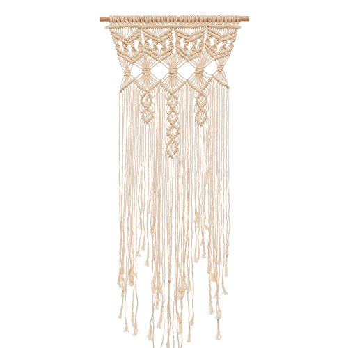 Lings Moment Macrame Wall Hanging Tapestry  Urban Outfitters Room Decor Macrame Tapestry Fall Decoration  Boho Wedding Background Decoration  Bohemian Apartment Dorm Room Art Decor