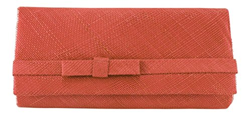 Max and Ellie Occasion Bag Coral