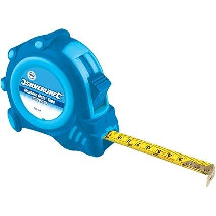 Silverline 675242 Measure Mate Tape 8m x 25mm