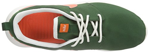 Orange da Scarpe Roshe Green Donna Nike Corsa One Multicolore Retro Wmns qxRWv1X
