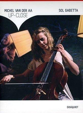 Amazon Com Michel Van Der Aa Up Close For Solo Cello String