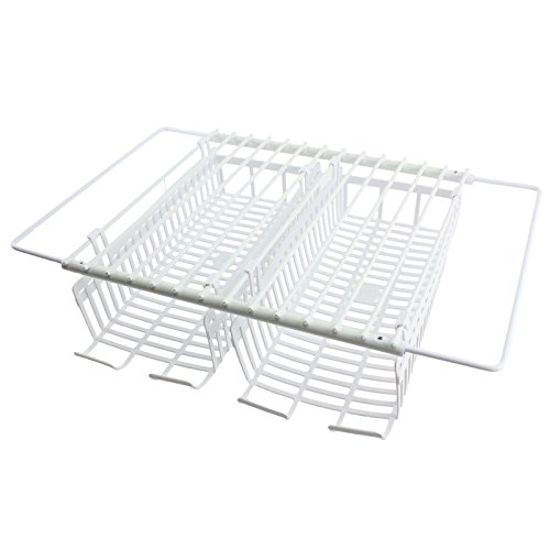 Spares2go Universal Fridge Under Shelf Food Rack (Pack Of 2) by Spares2go