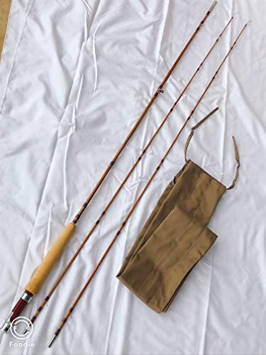 New Bamboo Fly Rod 8'0