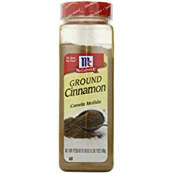 McCormick Ground Cinnamon, 18.0 oz