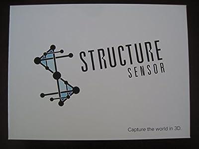 NEW Occipital Structure Sensor 3D Scanner Ice Blue ST01 (Ipad Mini Air 4th Gen)