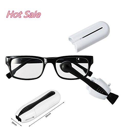 New Best Eyeglass Sunglass All In One Glasses Cleaner Brush Glasses - Health Sunglasses Eye For Best