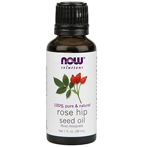 Aceite De Rosa Mosqueta 100% Puro y Natural - Formulado Para Piel Seca, Tratar Arrugas, Cicatrices Y Mucho Más - 1 Oz