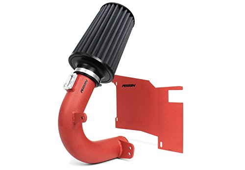 Perrin Performance PSP-INT-325RD Red 1517 (Subaru WRX Cold Air Intake)