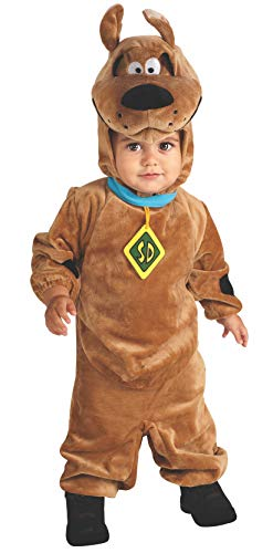 Halloween Costume Making Your Own (Rubie's Costume, Scooby-Doo Romper, 6-12)