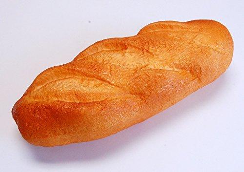 French loaf plain fake bread home garden decor artificial for Artificial bread decoration
