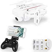 SMRC 1601 Mini drone for Beginners & Kids with HD 720P camera Remote Control Best Drone rc helicopter toys for boy children birthday gift Headless Mode