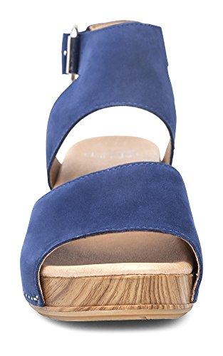 Dansko Womens Minka Sandal Blue