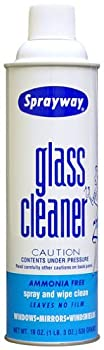 Sprayway Aerosol Glass Cleaner