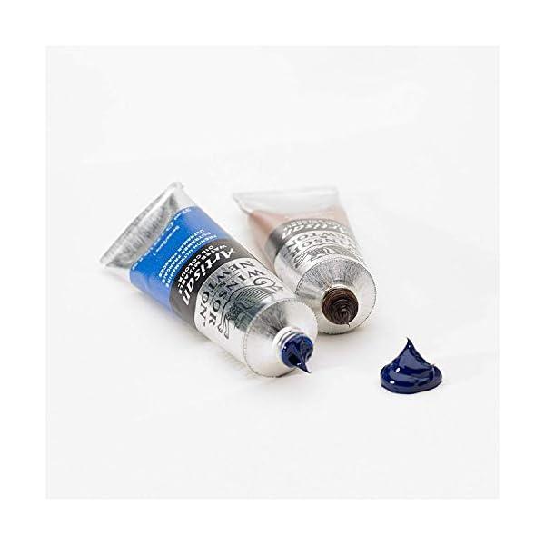 Winsor-Newton-Artisan-Water-Mixable-Oil-Colour-Set-Ten-21ml-Tubes