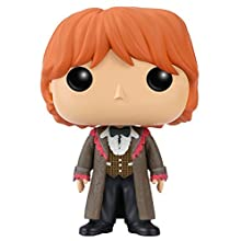 Funko POP Movies: Harry Potter Action Figure - Ron Weasley Yule Ball