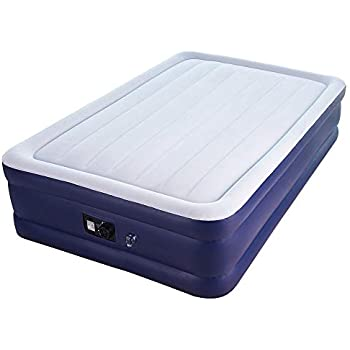 Amazon Com Inflatable Air Mattress With A Storage Bag