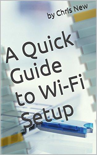 A Quick Guide to Wi-Fi Setup PDF