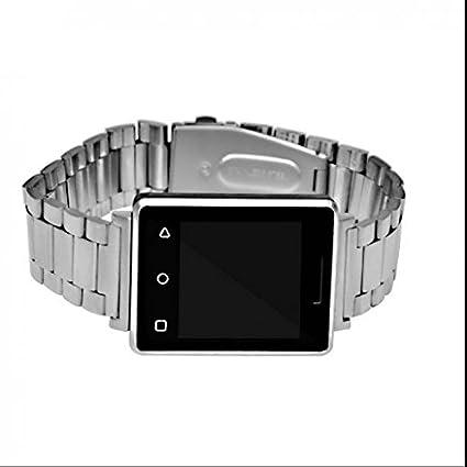 Fitness Tracker reloj inteligente, de lujo Classic, calculadora de distancia inalámbrico reloj deportivo,