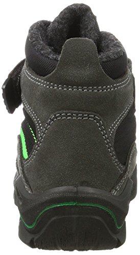 Primigi Jungen Pptgt 8649 Hohe Sneaker Grau (Grig.Sc/Grig.Sc)