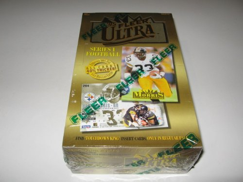1995 Fleer Ultra Football Series 1 Box