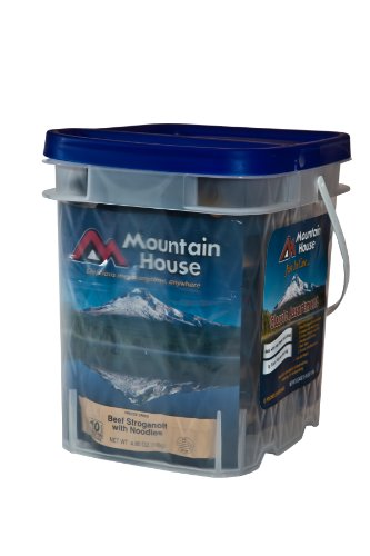 Mountain House Just In Case – Classic Assortment Bucket (Pack of 12), Outdoor Stuffs
