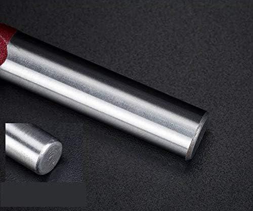 NO LOGO 2PCS / Set Fräser CNC-Holzbearbeitungswerkzeuge 6mm 8mm Schaft Industrial Grade Gerade Bits Hartmetall-Fräser for Holz (Größe : Z00709)