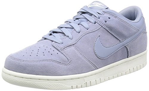 Nike Herren Dunk Low Gymnastikschuhe Grau (Glacier Grey/Glacier Grey/Summit White)