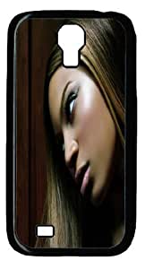 Beyonce Case for Samsung Galaxy S4 I9500 - Carrying Case - Black