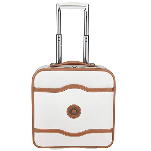 Delsey Luggage Chatelet Soft Air 2-Wheel Under-Seater