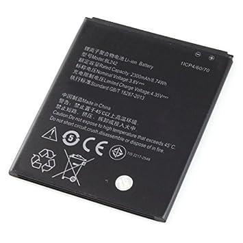 Sharbros Battery Model BL242 2300 Mah for Lenovo A6000