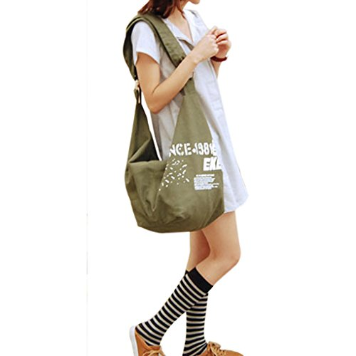 Fashion Shoulder Shopping Messenger Handbag